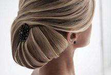 It's All About Hair - Formal Updo