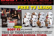 Body FX / Financial Success is here. Ground Breaking health and Wellness Company looking for advisors to support all of their TV and Magazine leads with. http://www.bodyfxsuperstars.com