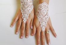 ☛ Bℯautiful ℊloves ☛ / The most beautiful gloves I found