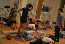 yoga poses inspiration