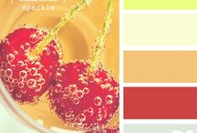 Color Schemes I like....for house?