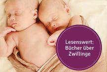 Zwillinge & Mehrlinge / Eine Pinnwand voller Inspiration und Information für werdende und junge Eltern von Zwillingen, Drillingen, usw.