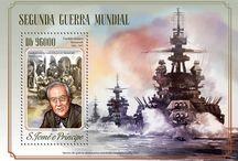 New stamps issue released by STAMPERIJA | No. 470 / SÃO TOMÉ AND PRÍNCIPE (SÃO TOMÉ E PRÍNCIPE) 15 10 2014 CODE: ST14511A-ST14520B