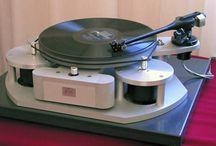 turntable, vinyl & accessories
