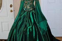 Couture costumes historique et fantastique