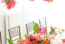 ARRANGEMENTS AND TABLESCAPES / Floral and Table Design / by Debra Hardy