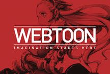 "WEBTOON / WEBTOON KOREA - ""Imagination starts here"" / by Korea Tourism Organization, NY"