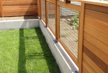 Fence's for yard