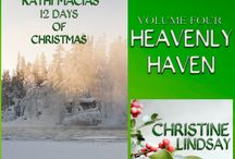 Heavenly Haven -- a Christmas Novelette / A short 30 pages story to read while waiting for the doctor, on the bus to work, something you can finish before going to sleep. A romantic Christmas story for married couples.