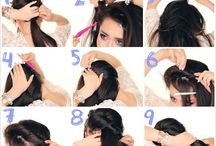 Hair Styles / different hair styles