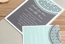 Wedding invitations pictures / by Cedes Miller