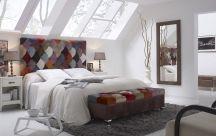 TESTATE TAPPEZZATE / Idee per la decorazione delle camere da letto con testate tappezzate