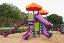 Parks & Recreation Playground Ideas