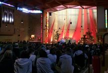 """CSSJ Pilgrimage: Taize, France / After leaving Le Puy, we traveled to Taize, France, where we were """"passage pilgrims"""""""