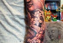 Sleeve tattoos & more