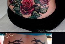 Cuver up tattoos