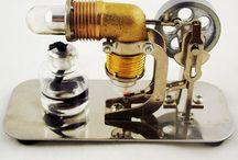 Stirling/Steam Engines