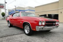 1970 Chevy Chevelle SS454 Tribute