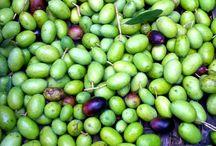 Olives - preserving