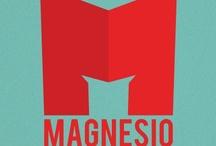 PORTFOLIO / A Magnesio Design de Identidade é um estúdio de design gráfico, localizado na cidade de São Paulo, que trabalha com Design de Logotipos, Design de Interação para Web. Desenvolve projetos para materiais impressos e editorial focando na construção de uma identidade única para cada projeto que abraça.
