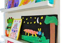 Storing Kids Art