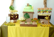 Malik's bday party ideas / by Christy Brown
