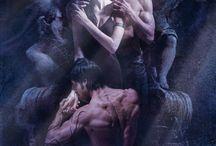 Cover dark & werewolf