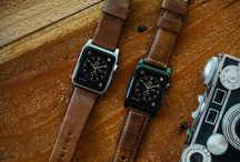 Apple Watch Bands Leather