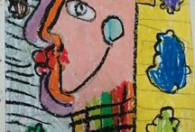 A22 Μαγδαληνης Εργα / Paintings of Magdalini
