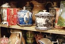 pottery and porcelain