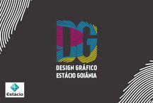 Projeto identidade visual  DG / Projeto de identidade visual  dos alunos da faculdade  Estácio de Sá (GO)-Bueno  Fizemos uma marca que representasse o nosso curso de Design Gráfico Primeira turma de Design Gráfico da Estácio de Goiânia   Professor :Berg Leite Matutino