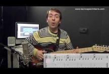 Tecnica per chitarra / Sviluppa la tua tecnica sulla chitarra