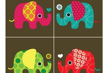 elephant things / by Lindsay Horst
