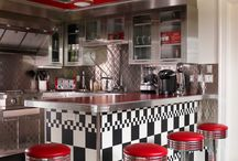 Stainless Steel Diners