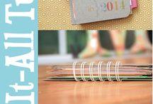 Bind it all / Bind it all: tutorials, ideas, projects
