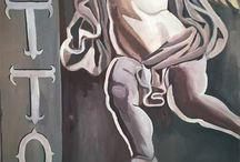Murals / My mural art
