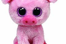 stuffed animals / by Shana and Rane Paulson