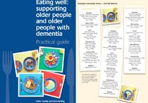 Practical Advice & Tips for Mealtime Dementia Care / Interventions to help create a dementia friendly mealtime and improve eating abilities to prevent malnutrition www.thedmat.com