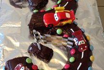 Gâteaux anniversaire Mathys