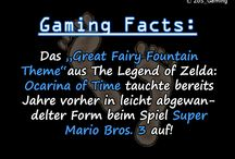 Gaming Facts by ZoS Gaming / Interessante, lustige oder skurrile Gaming Facts.