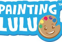 Painting LuLu - A New Way to Color Party