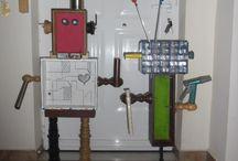 diy robots / making robots