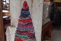 Christmas Time / Decorazioni e oggetti natalizi, rigorosamente hand made, vintage, e assolutamente originali.