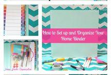 Organise home idears