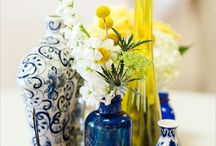 Yellow&Blue.//. Blue&Yellow / Unexpected Color Combinations That Look Amazing Together