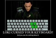 Loki Keyboard Motivator