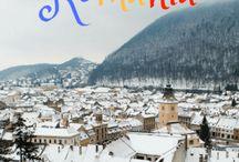 Romania travel inspirations