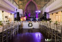 Converted church event venues