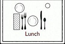 Przy stole