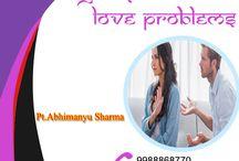 Get Solution of Love Problem.